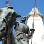 don Chisciotte statua