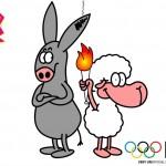 Bomeluzo Olimpiadi Lonfra 2012