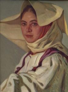 Figari donna di Atzara