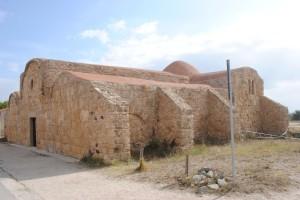 S.Giovanni di Sinis - Basilica Bizantina:protoromanica