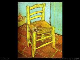 sedia di van gogh