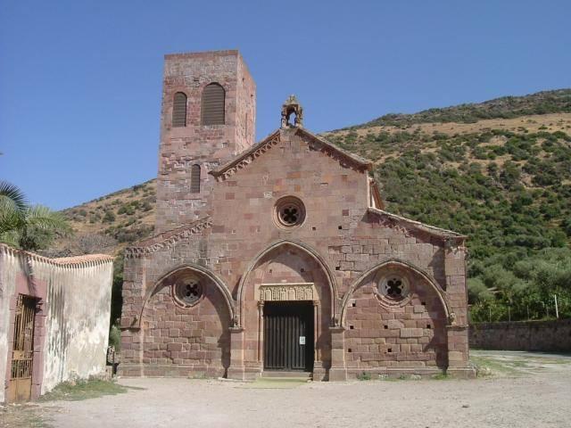 San pietro extra muros bosa aladin pensiero - Finestre circolari delle chiese gotiche ...