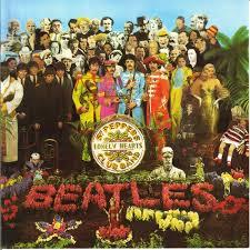 Beatles copertina When I'm sixty four