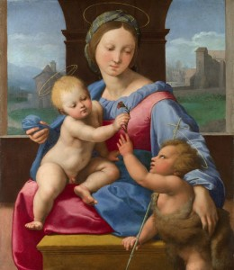 Le Madonne di Raffaello Madonna Aldobrandini