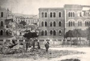 archiviocomunalefotobombardamento1943scuolariva