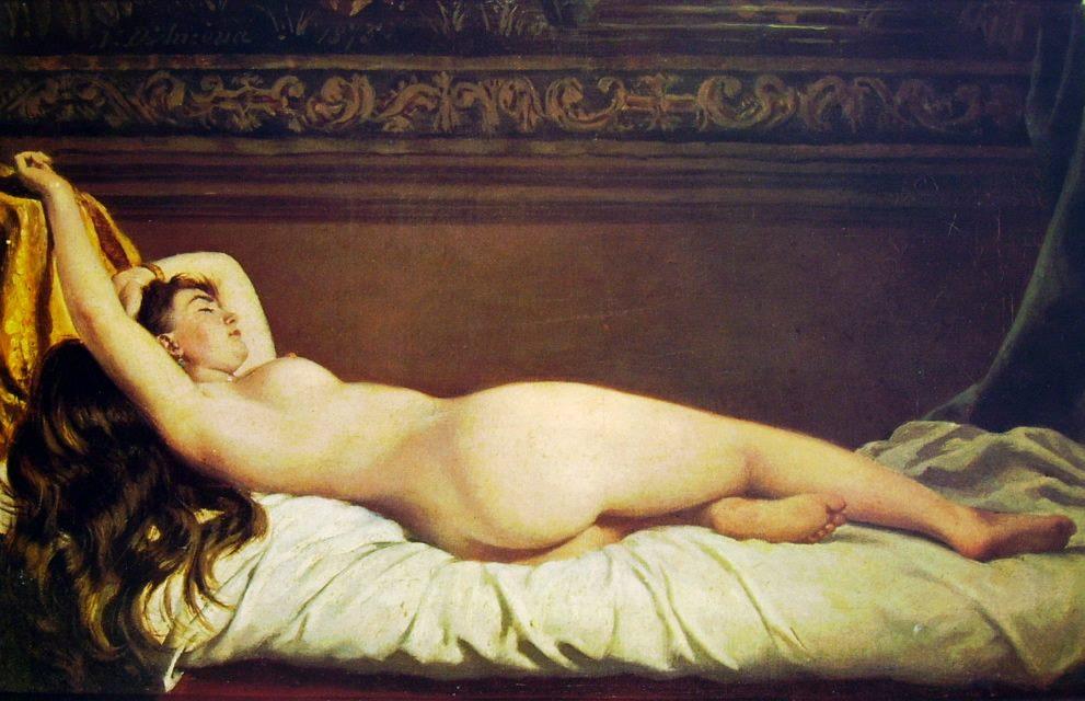 Vito d'Ancona - Nudo