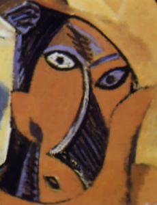 Picasso maschera1