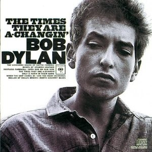 bob dylan the times they are a-changin