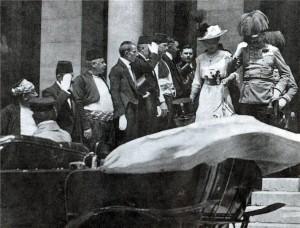 regicidio di Sarajevo