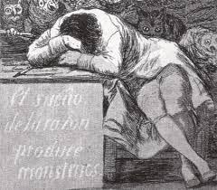 Goya il sonno della ragione
