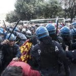 roma pestaggio