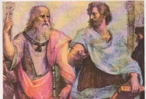 Aristole e Platone1