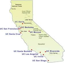 UC map