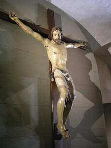 Cristo in croce di Donatello LL