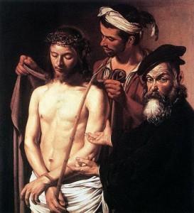Ecce Homo  Il Caravaggio (1571-1610)