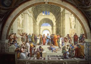 Raffaello Platone e Aristotale