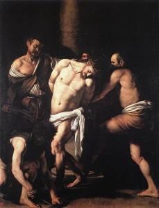 flagellazione del Caravaggio