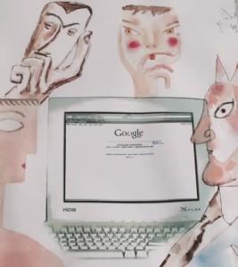 google quadro irma