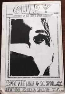Gulp! n. 1 ottobre 1976 cover