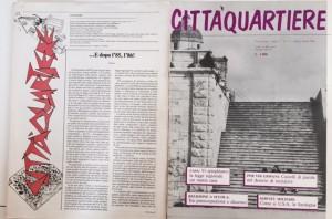 cittàquartiere NS 1986 1 e 2-3