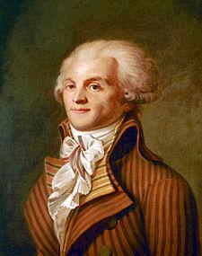 Robespierre ritratto aladin