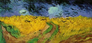Van_Gogh (1853-1890)_-_Wheat Field with_Crows_(1890)