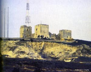 Castello San Michele con stazione radio