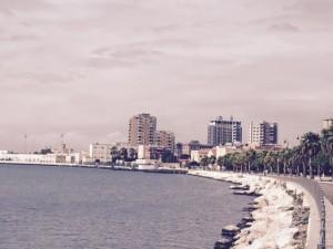 Cagliari lungomare