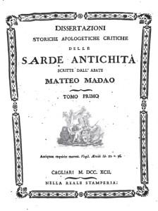 Madao libro