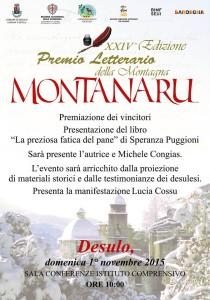 Premio Montanaru