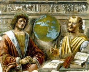 Eraclito e Democrito LL