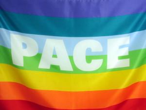pace bandiera