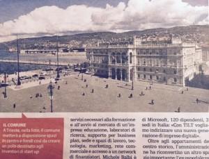 Trieste Cagliari start up