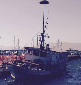 la barcaccia regionale affonda