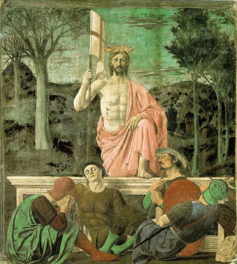 Resurrection Pierodella Francesca