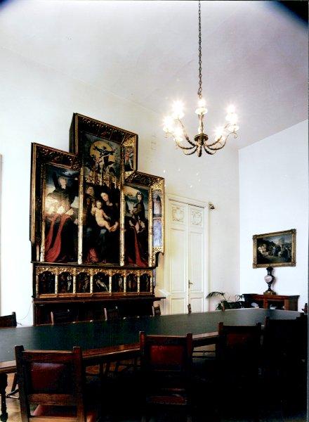 Cavaro retablo_sala giunta Ca