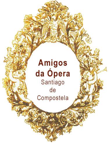 logo Amigos Opera Santiago Compostela