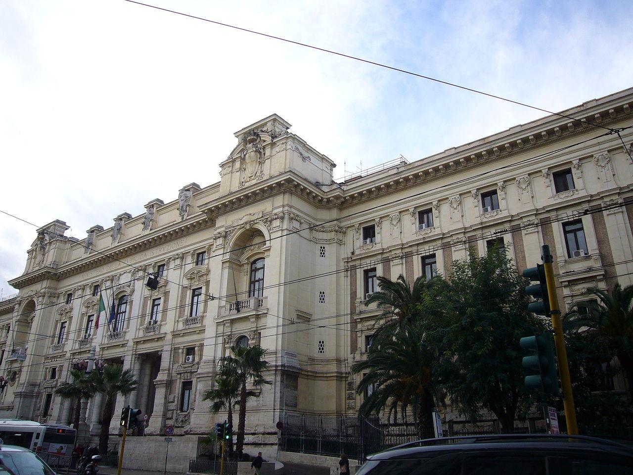 Ministero Trastevere