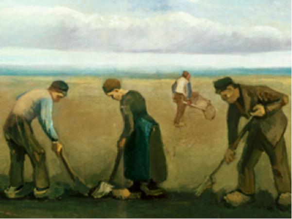 Vincent-van-Gogh-Contadini-che-piantano-patate-1884