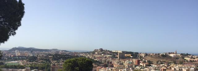 Cagliari da colle san michele 7 7 16