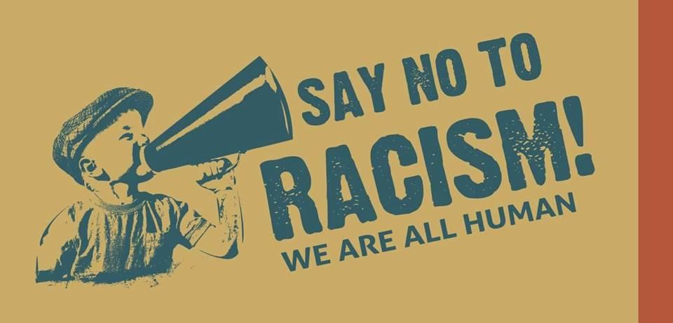 no al razzismo 11 lug