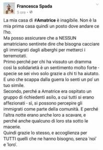 Spada Amatrice 2016