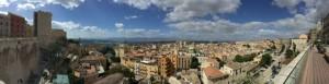 Panorama da Santacroce Cagliari