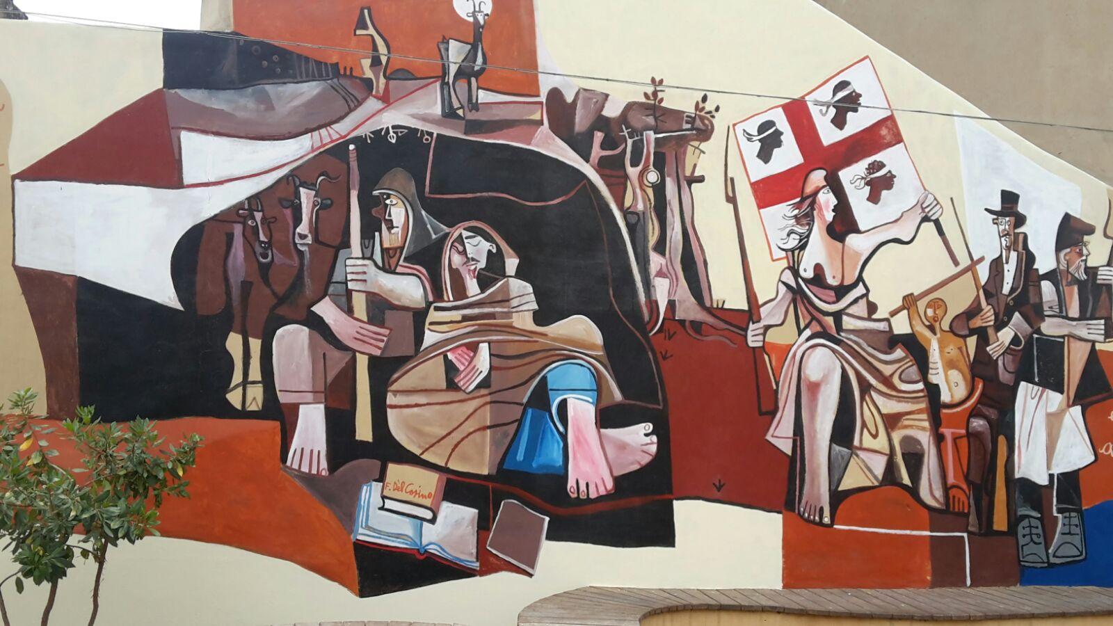 Palabanda murale