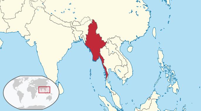 Birmania-Myanmar