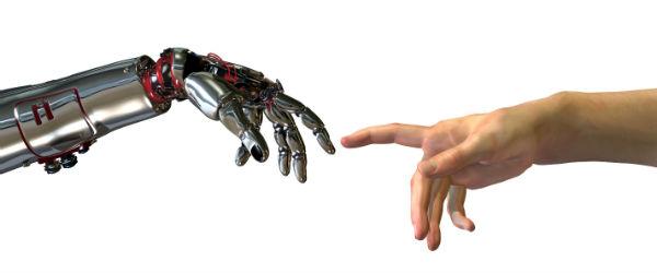 human-and-robot1