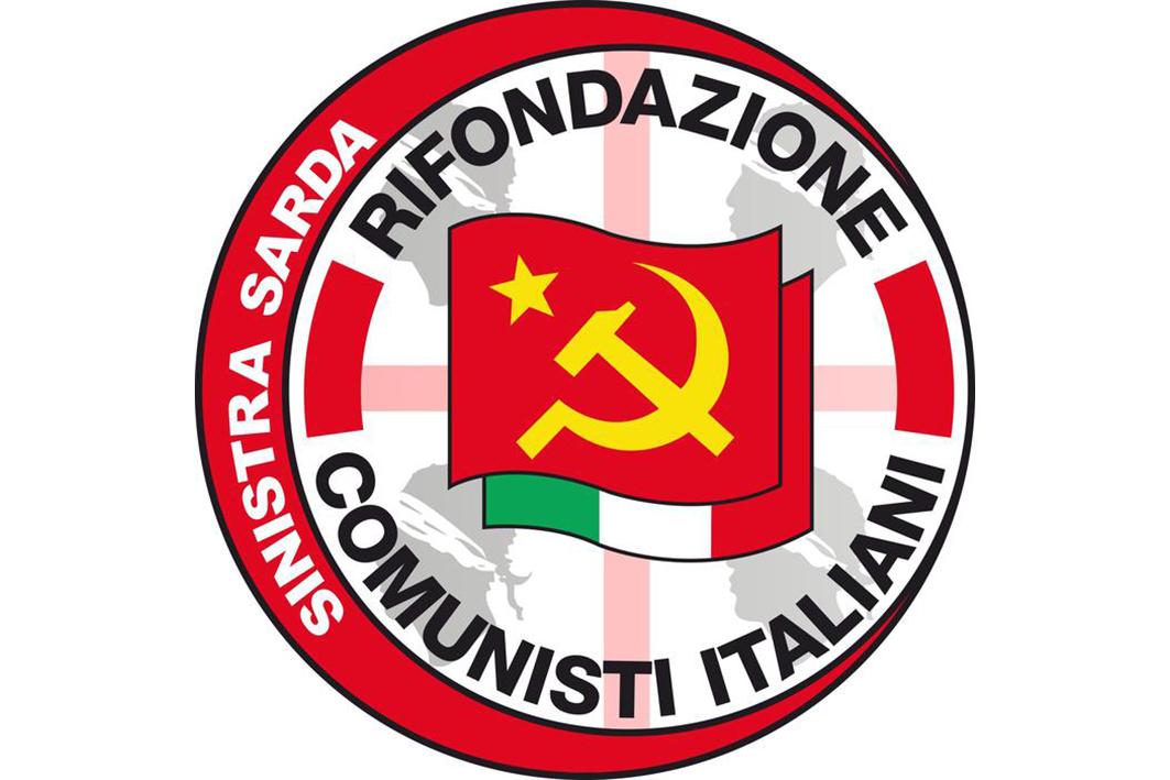 Simbolo Rifondazione comunista