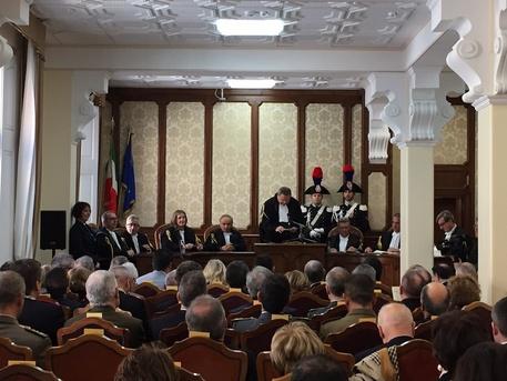 Cagliari inaugurazione anno Tar Sardegna