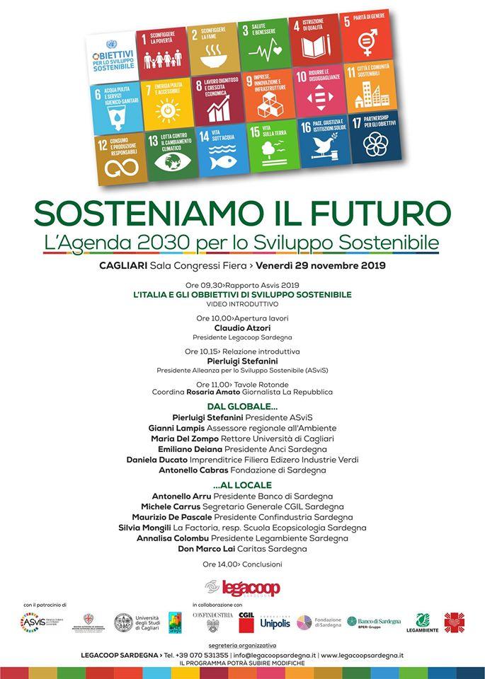 La Sardegna E L Agenda Onu 2030 Che Si Fa Aladin Pensiero