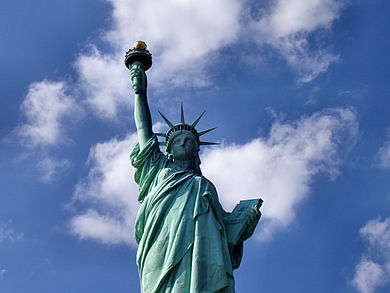 liberty-statue-from-below